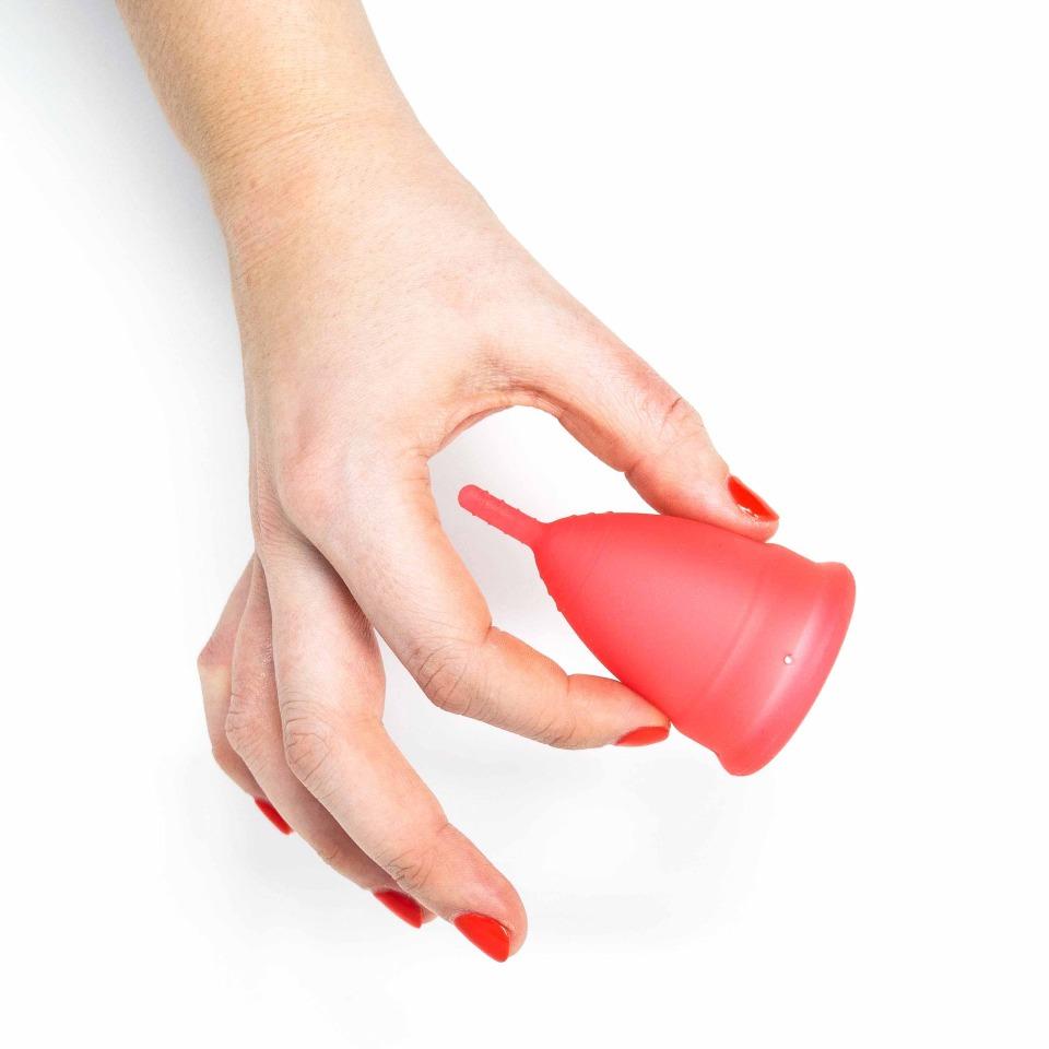 Copos ou coletores menstruais